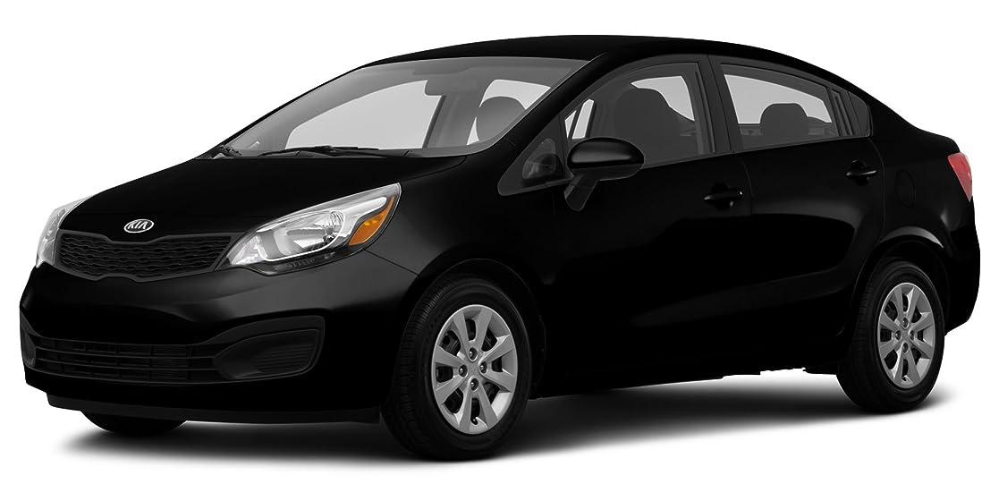 Amazon.com: 2014 Kia Rio Reviews, Images, and Specs: Vehicles