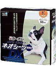 ネオ・ルーライフ ネオシーツ カーボン DX 犬用 レギュラー 88枚入