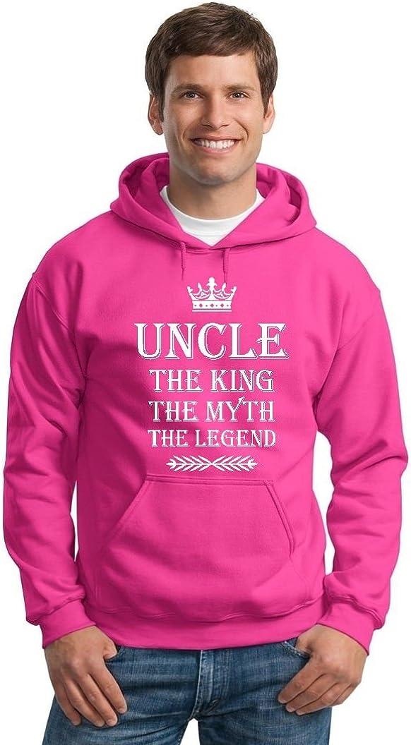 Promotion & Beyond Uncle King Myth Legend Hooded Sweatshirt