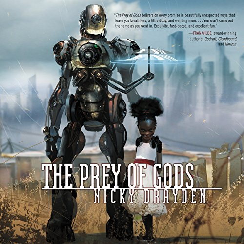 The Prey of Gods audiobook cover art