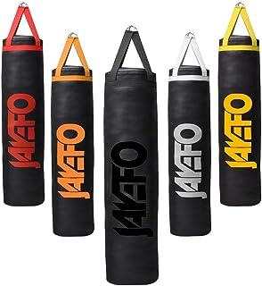 Jayefo Trexter Heavy Punching Bag 6 5 4 FT 10 Year Warranty Muay Thai Heavy Bag Boxing MMA Fitness Workout Training Kick B...