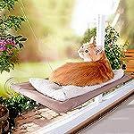 Freahap Hamac Chat Fenêtre avec Ventouse Couchage Lit Chiot #2