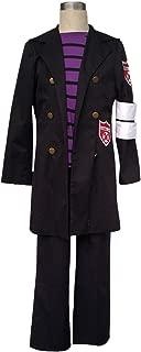 YuanCos Katekyo Hitman Reborn Belphegor Black Outfit Cosplay Costume