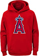 Outerstuff MLB Youth 8-20 Team Color Polyester Performance Primary Logo Pullover Sweatshirt Hoodie