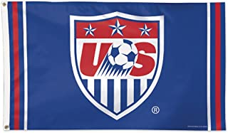 MLS US Soccer National Team Flag Deluxe, 3 x 5-Foot