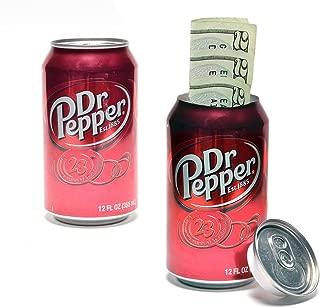 Diversion Can Safe Disguised Secret Stash Hider Dr. Pepper