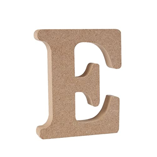 Free Standing Wooden Letters Amazoncouk