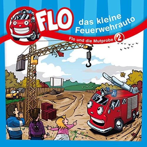 Flo und die Mutprobe Titelbild