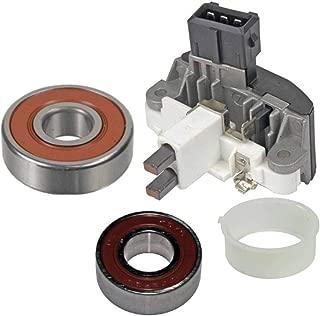 Alternator Rebuild Kit for 2000-2003 BMW M5 5.0L, Z8 5.0L Regulator, Brushes, Bearings (for Bosch 0123515030) - 13897RK
