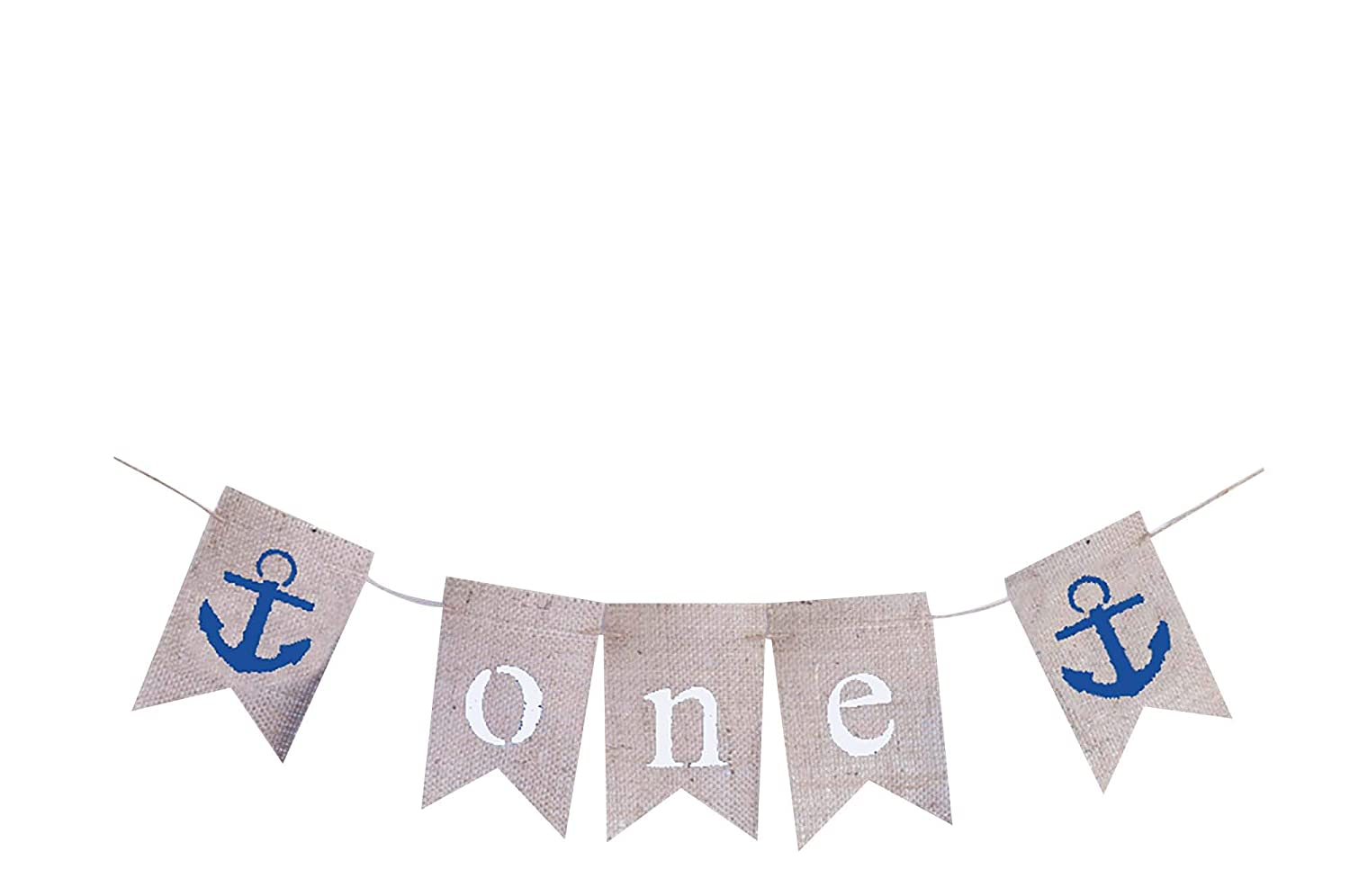 Colorado Springs Mall Sale Special Price Nautical One Banner First Birthday Decoration Party