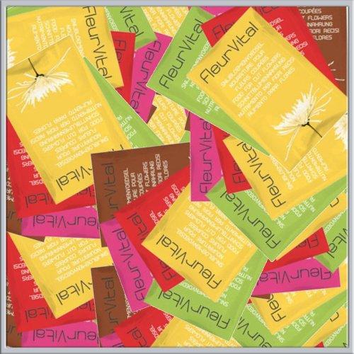 Preisvergleich Produktbild Beutel von fleur vital pflanzendünger für cut blumen ( 50 - 250 ) - 50 Sachets
