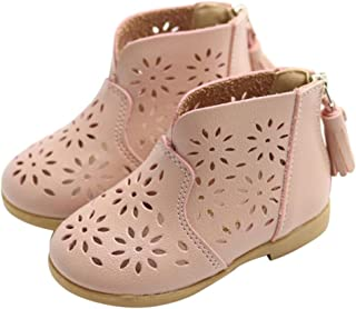 OVERMAL Baby Girls Shoes Boots Kids Children Sandals Fashion Flower Girls Flat Pricness Shoes Sneakers