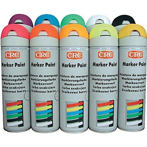 C.r.c. 10155 AA – Marquage Spray Markerpaint Rouge 500 ml