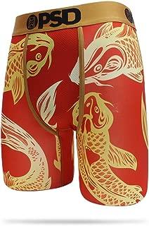 Men's E - Gold Koi Boxer Brief Underwear