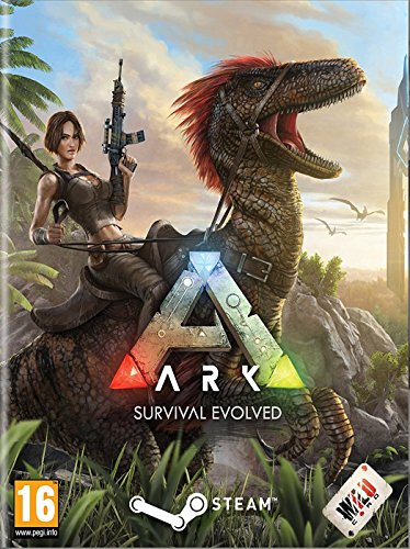 Game pc Studio Wildcard Ark Survival Evolved