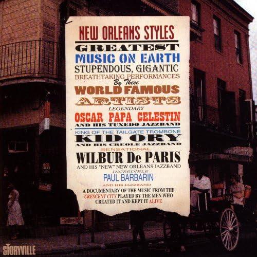 Kid Ory, Oscar Celestin, Paul Barbarin & Wilbur de Paris