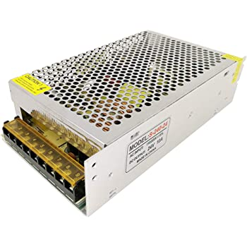 Transformador de alimentación transformador 200 vatios dc 24 voltios mean Well