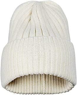 Ami&Li Winter Knit Metallic Beanie Hat