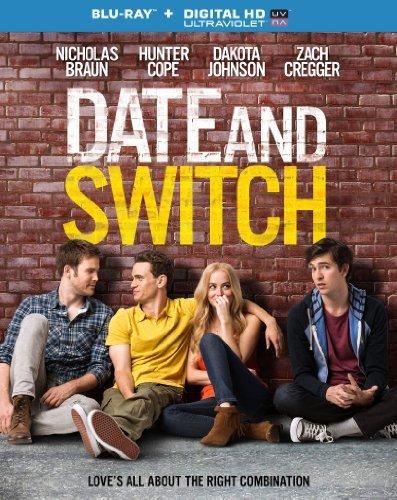 Date & Switch [Edizione: Stati Uniti] [USA] [Blu-ray]