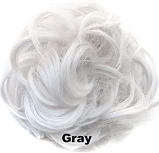 Gracefulvara Stylish Pony Tail Women Clip in/on Hair Hairpiece Extension Scrunchie