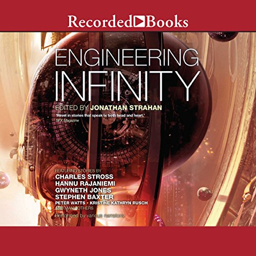 Engineering Infinity audiobook cover art