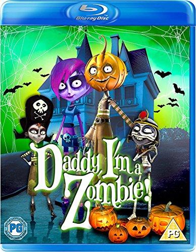Daddy, I'm A Zombie! -  Blu-ray