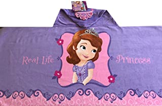DIsney Princess Sofia the First Hooded Beach Bath Towel