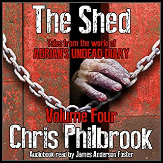 The Shed audiobook cover art