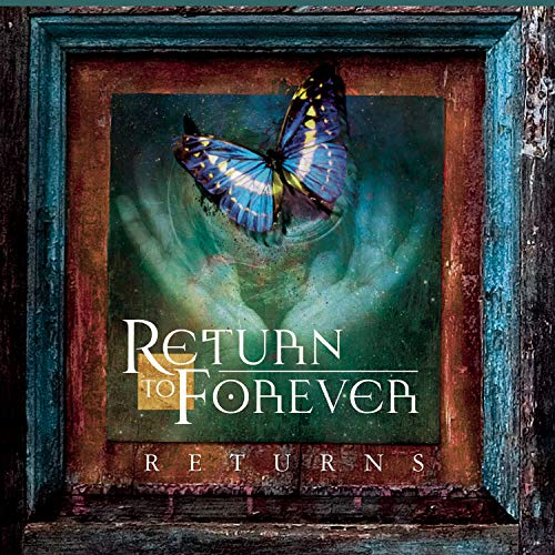 Return To Forever - Returns (2CD+Blu-ray Edition)