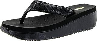 Women's Viper Wedge Thong Sandal