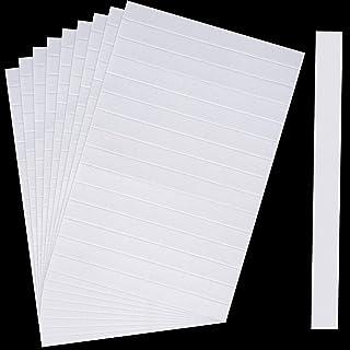 240 Pieces Foam Sticky Strips 0.4 inch Wide Dual-Adhesive 3D Foam Tapes Foam Pop Strips for Shaker Card Scrapbooking, 16 S...