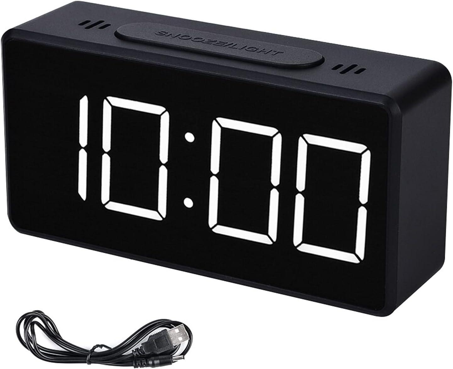 High order WBHUBIN Alarm Clock Popular standard LED Display Electron Digital