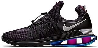 Shox Gravity Men's Running Shoe (8.5 M US, Grand Purple/Vast Grey/Black)
