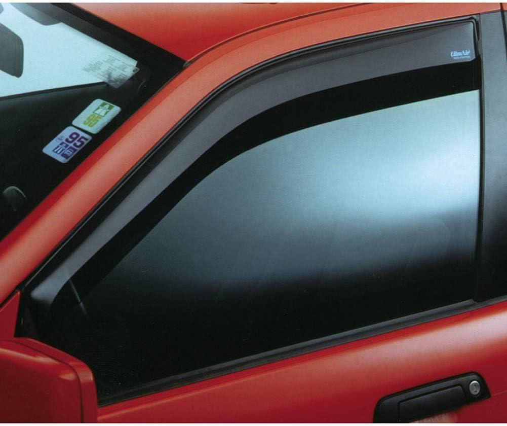 ClimAir Wind Deflectors 35% OFF Fiat Punto 6 Doors Free Shipping Cheap Bargain Gift 5 03-