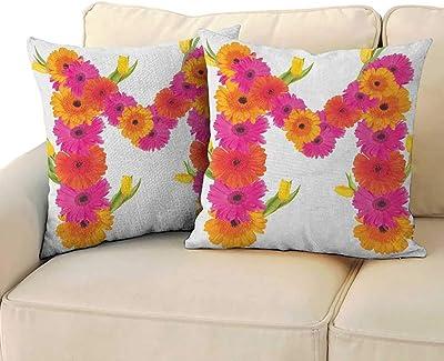 Amazon.com: Godves - Funda de cojín para sofá, dormitorio o ...