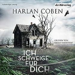 Hörbuch: Harlan Coben - Ich schweige für Dich