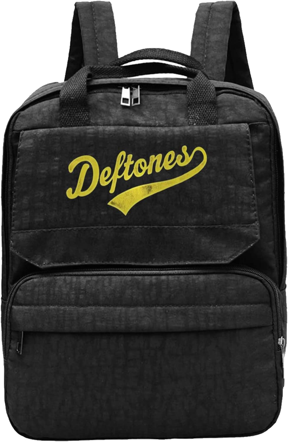 Deftones Women'S Portable Shoulder Bag For Studing