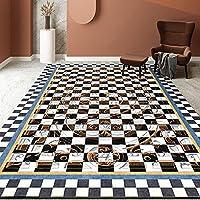 カーペット ラグ リビングルーム ラグマット ハイエンドおしゃれ 洗える 夏用 じゅうたん ホットらぐ こたつ 滑り止め 絨毯 こたつしきマットcarpet HGfghj03 (160*200CM(2畳))