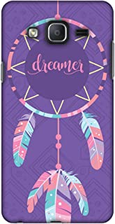 Samsung Galaxy On7 Pro G-600FY Case, Premium Handcrafted Designer Hard Shell Snap On Case Shockproof Printed Back Cover for Samsung Galaxy On7 - The Dreamer