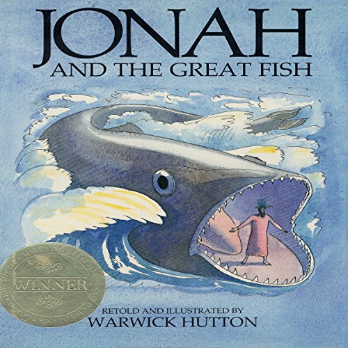Jonah and the Great Fish audiobook cover art