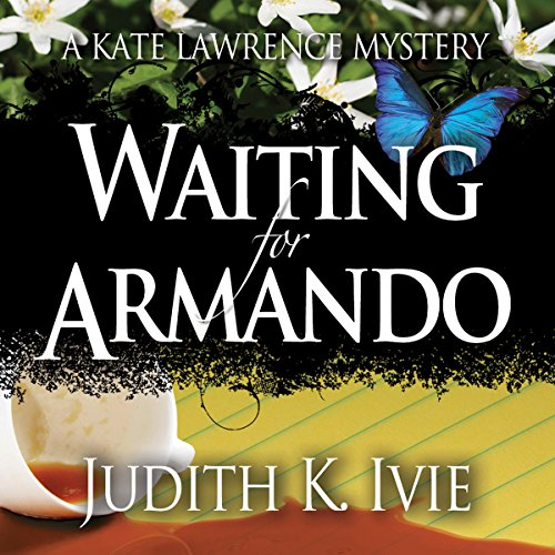 Waiting for Armando audiobook cover art