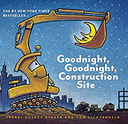 Goodnight goodnight construction site board book