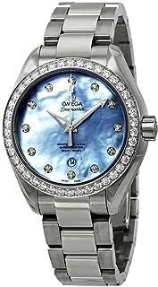 Omega - Seamaster Aqua Terra Reloj automático cronómetro para mujer 231.15.34.20.57.002