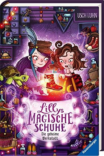 Buchseite und Rezensionen zu 'Lillys magische Schuhe, Band 1: Die geheime Werkstatt' von Usch Luhn