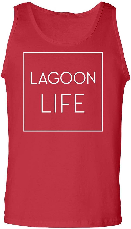 zerogravitee Lagoon Life Adult Tank Top