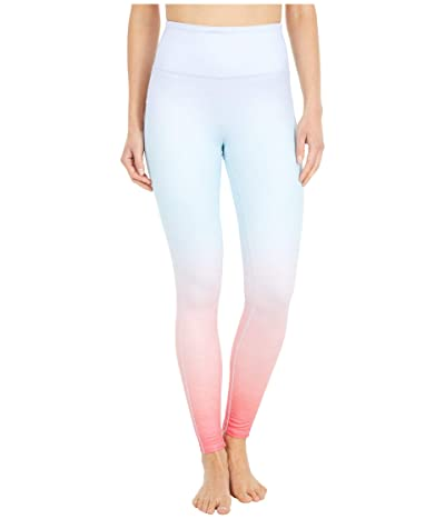 Splendid Studio Aurora Printed Full-Length Leggings (Multi Ombre) Women