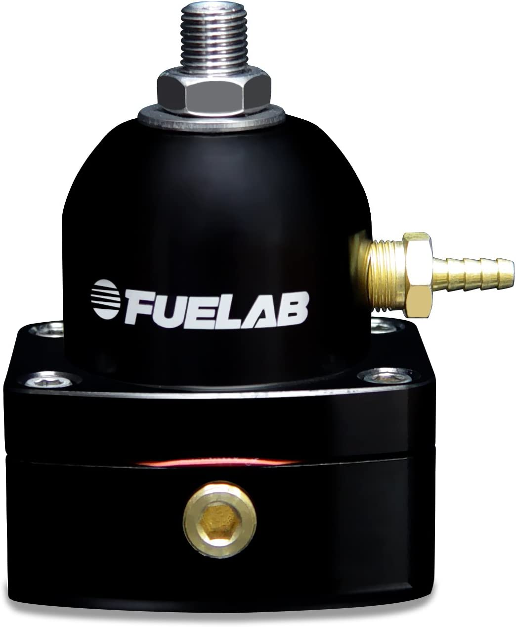 Fuelab 52501-1 Universal Black In-Line Adjustable Fuel EFI Bargain New color Press