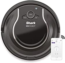 Shark RV750_N ION Robot Vacuum Cleaner Wi-Fi Automatic (Renewed)