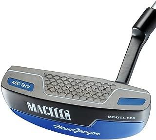 MacGregor Golf MacTec 02 Semi-Mallet Putter – Right Hand