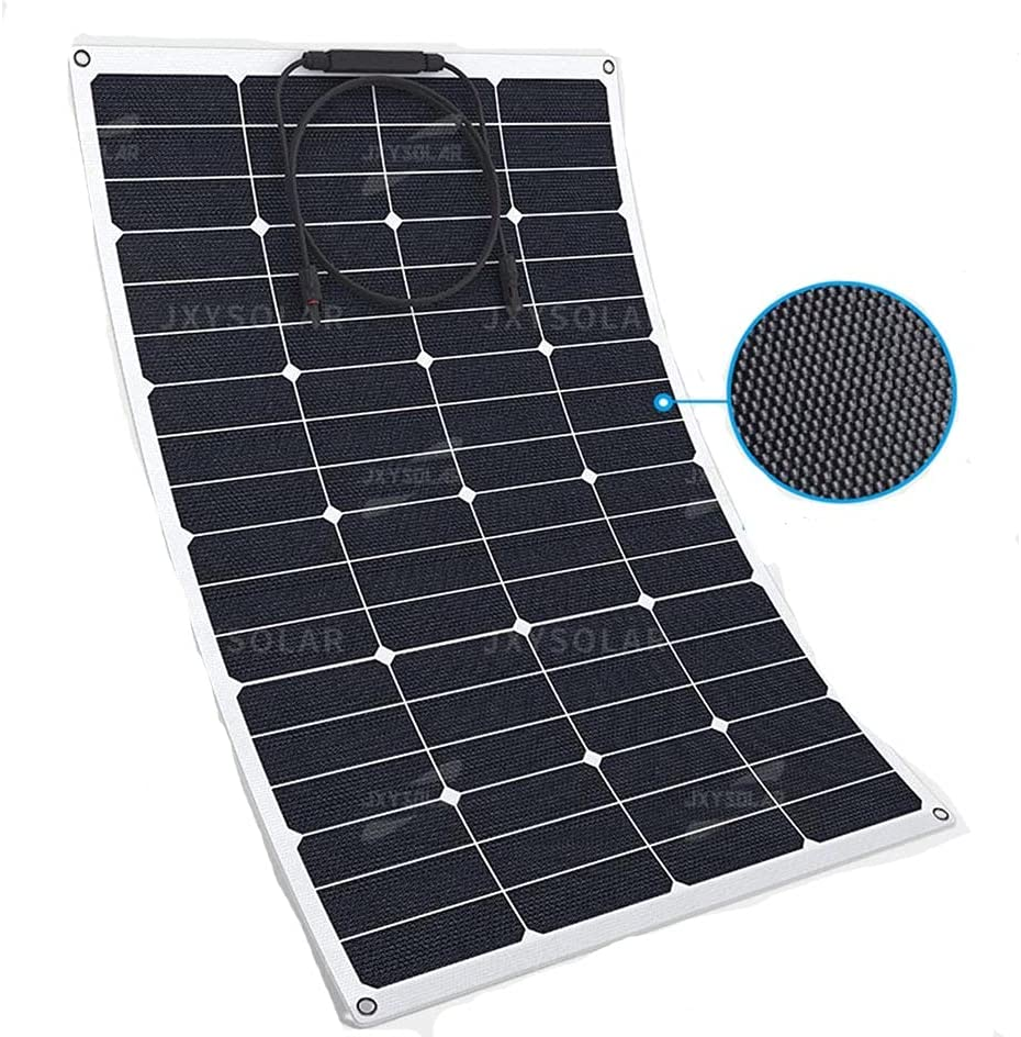 Chihuo Year-end Free shipping on posting reviews annual account 20W - 200W High Professio Efficiency Panel Solar Flexible